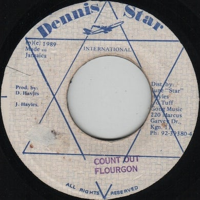 Flourgon COUNT OUT Vinyl Record