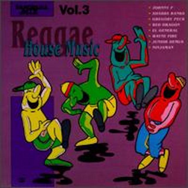 Reggae House Music 3 / Various Vinyl Record