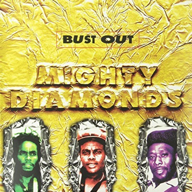 Mighty Diamonds BUST OUT Vinyl Record