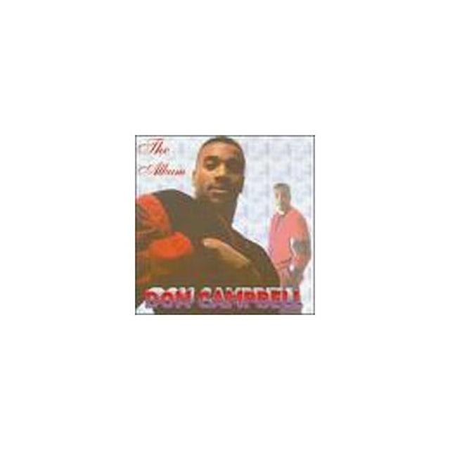 Don Campbell ALBUM Vinyl Record