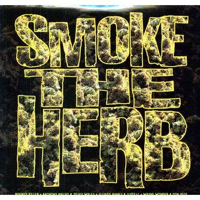 Smoke The Herb / Various Vinyl Record