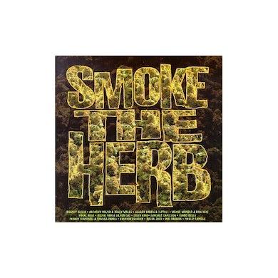 SMOKE THE HERB / VARIOUS CD