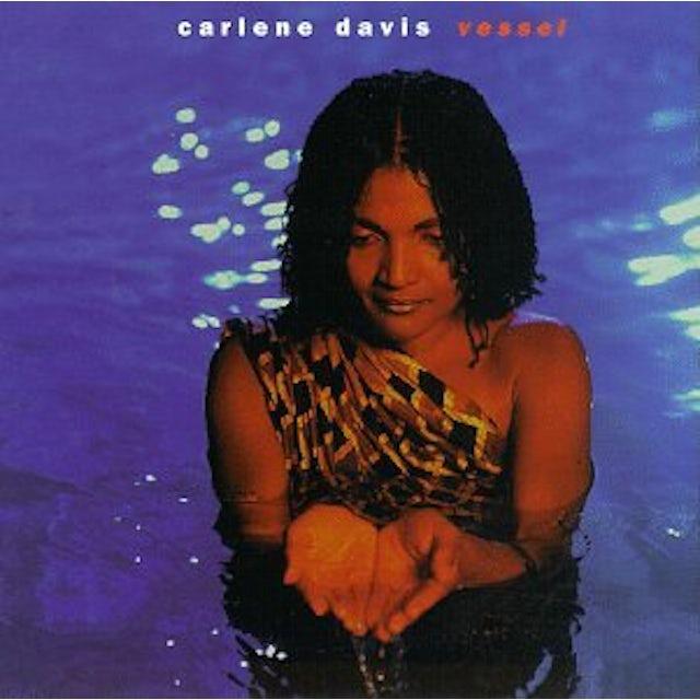 Carlene Davis VESSEL Vinyl Record