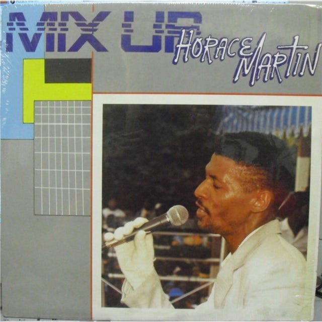 Horace Martin MIX UP (Vinyl)