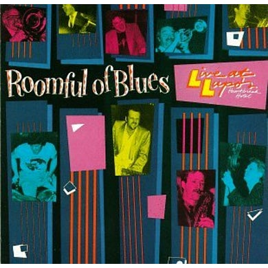 Roomful of Blues LIVE AT LUPO'S CD