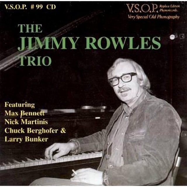 Jimmy Rowles OUR DELIGHT CD