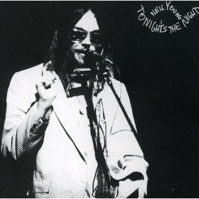 Neil Young TONIGHTS THE NIGHT CD