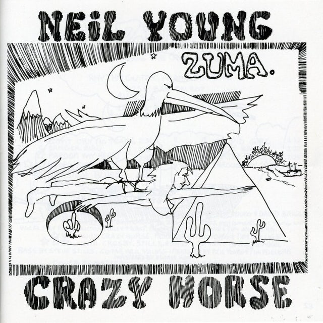 Neil Young ZUMA CD