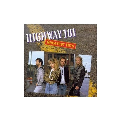 Highway 101 GREATEST HITS CD