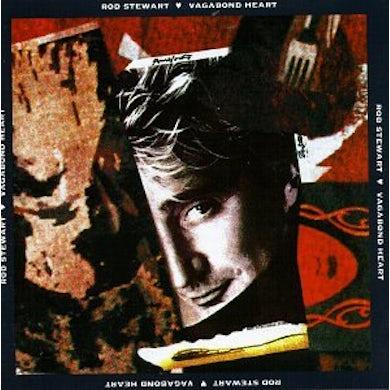 Rod Stewart VAGABOND HEART CD