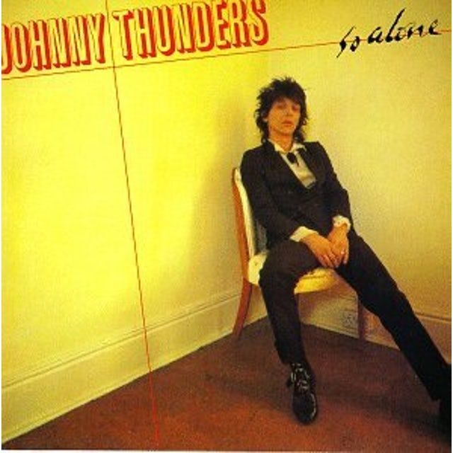 Johnny Thunders SO ALONE CD