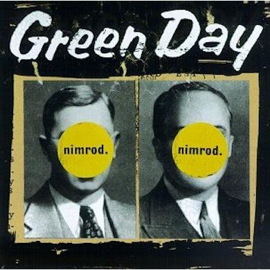 Green Day NIMROD CD