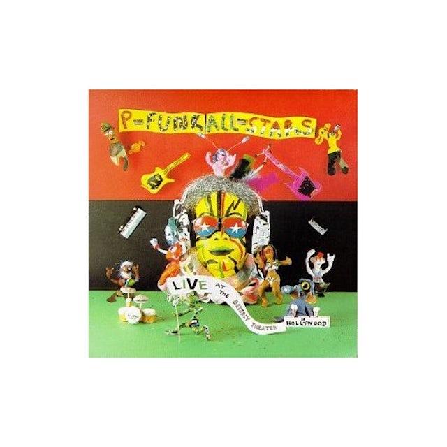 P-Funk All Stars LIVE CD