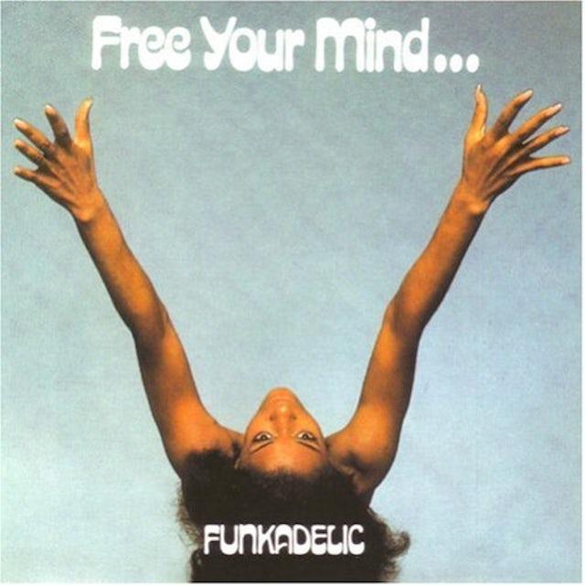 Funkadelic FREE YOUR MIND CD