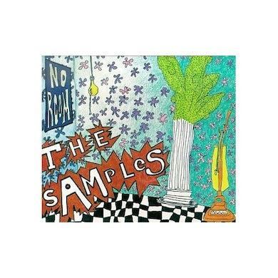 Samples NO ROOM CD
