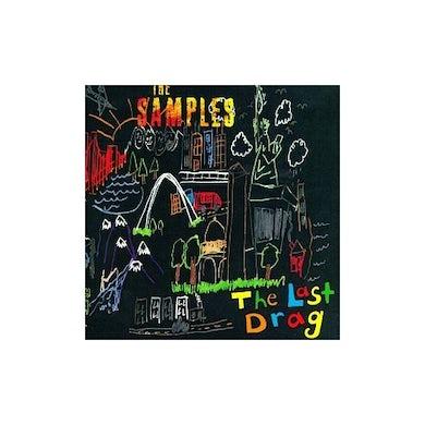 Samples LAST DRAG CD