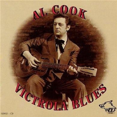 Al Cook VICTROLA BLUES CD