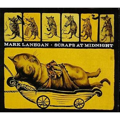 Mark Lanegan SCRAPS AT MIDNIGHT CD