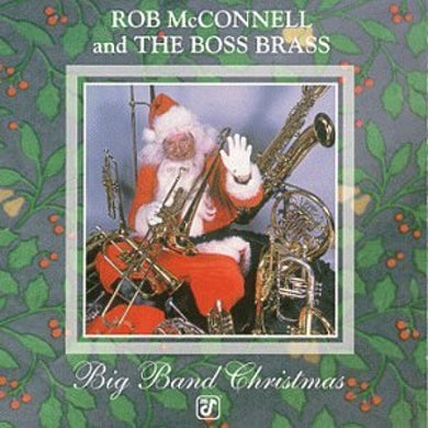 Rob McConnell BIG BAND CHRISTMAS CD