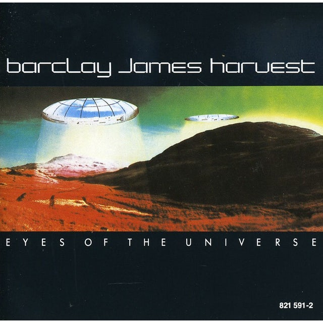 Barclay James Harvest EYES OF THE UNIVERSE CD