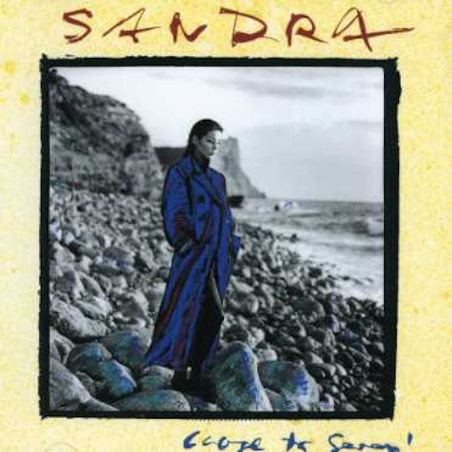 Sandra CLOSE TO SEVEN CD