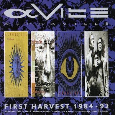 Alphaville FIRST HARVEST CD