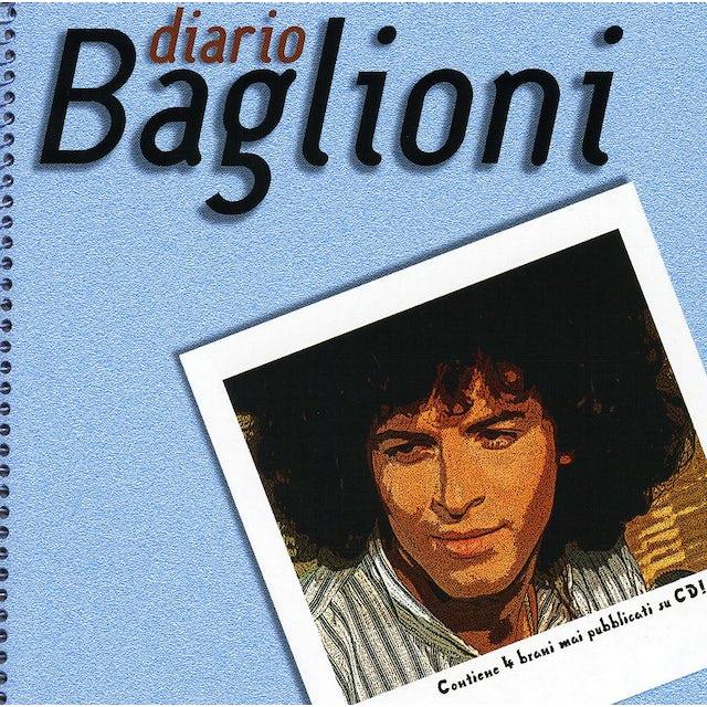Claudio Baglioni DIARIO BAGLIONI CD