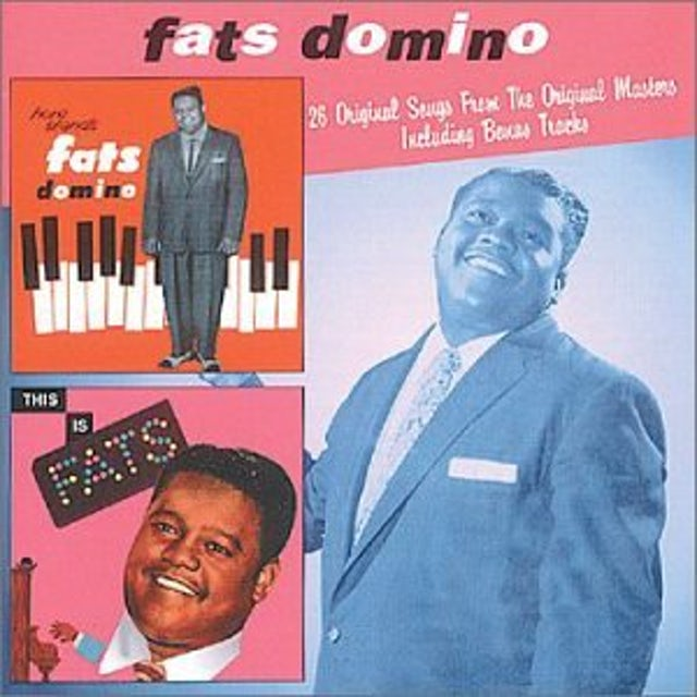 HERE STANDS FATS DOMINO / THIS IS FATS CD