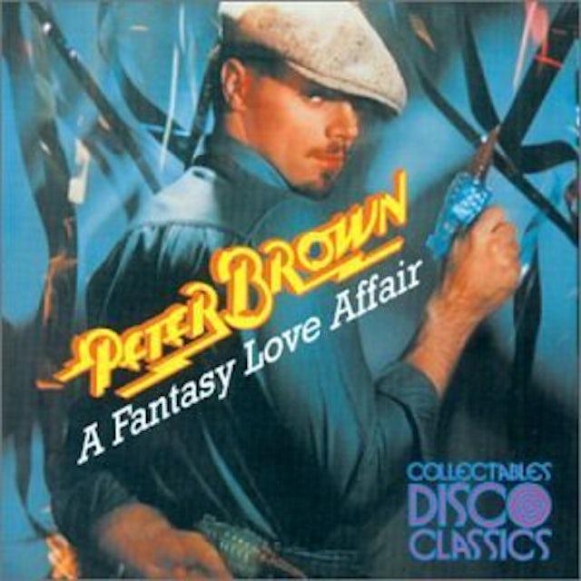 Peter Brown FANTASY LOVE AFFAIR CD