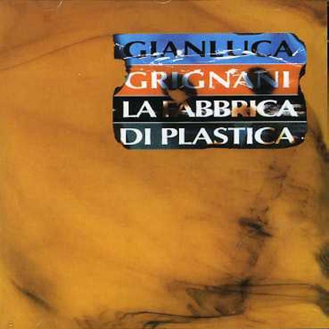 Gianluca Grignani FABRICA DI PLASTICA CD