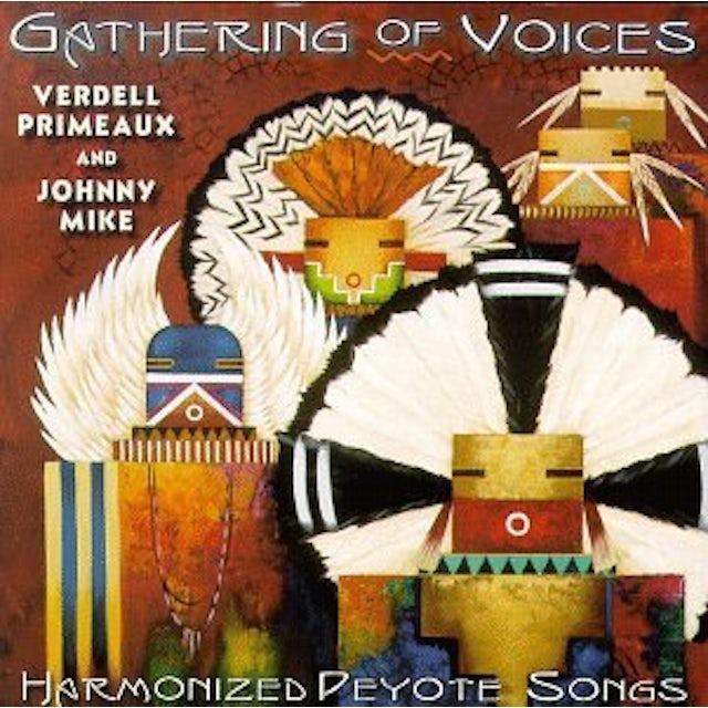 Primeaux & Mike GATHERING THE VOICES CD