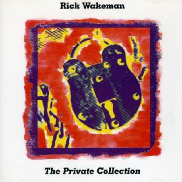 Rick Wakeman PRIVATE COLLECTION CD