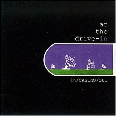 At The Drive-In IN CASINO OUT CD