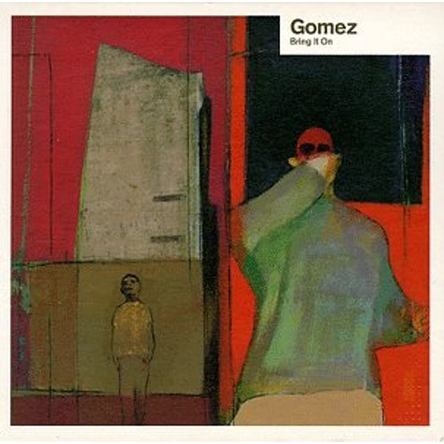 Gomez BRING IT ON CD