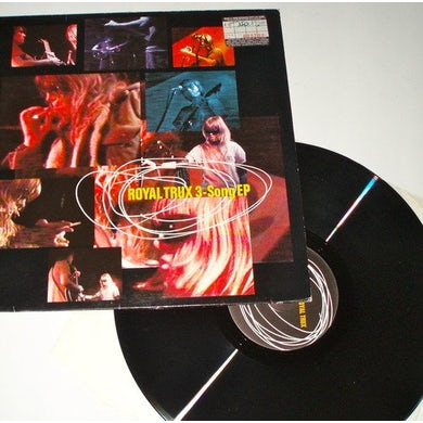 Royal Trux THREE SONG Vinyl Record
