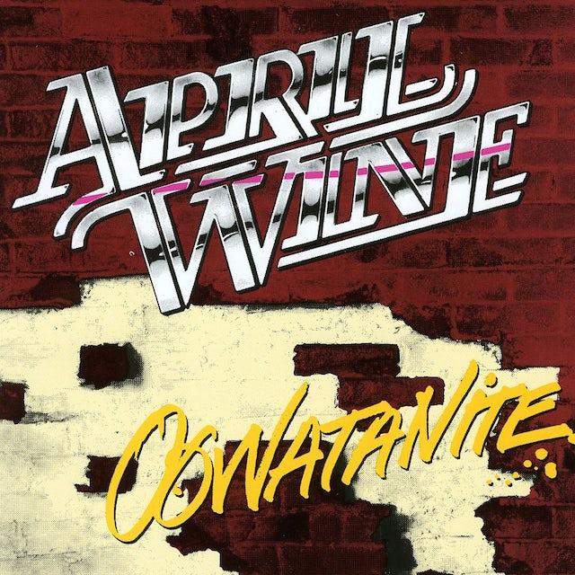 April Wine OOWATANITE CD