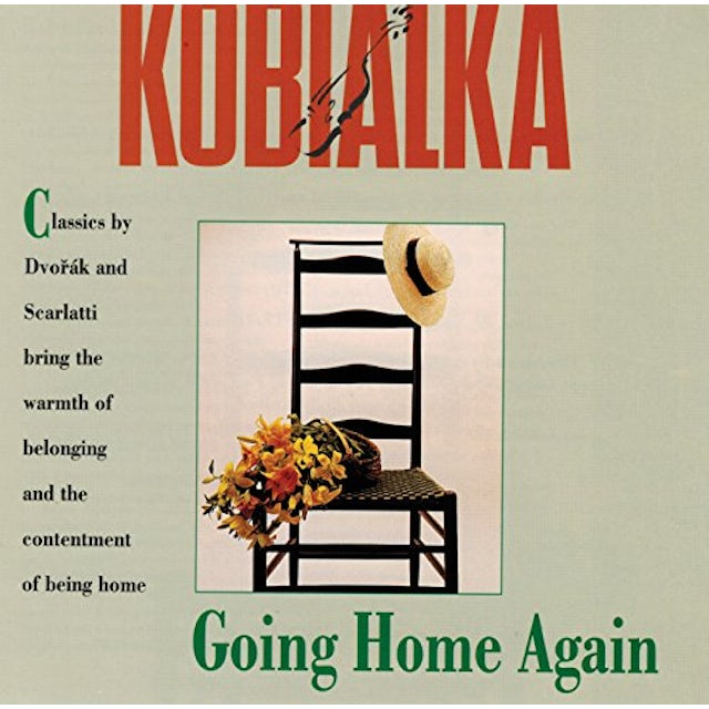 Daniel Kobialka GOING HOME AGAIN CD