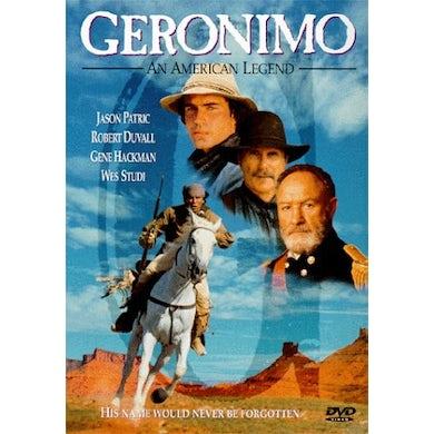 GERONIMO (1993) DVD