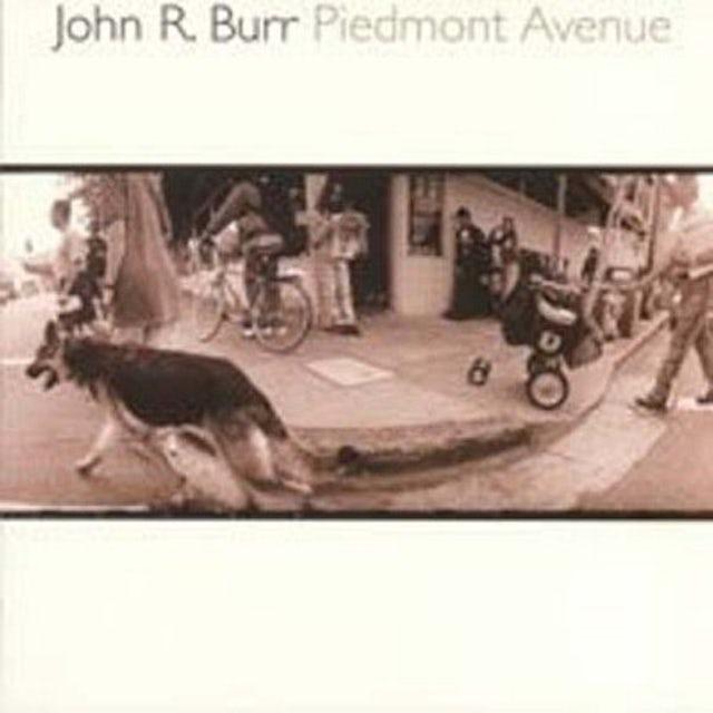 John Burr PIEDMONT AVENUE CD