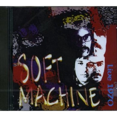 Soft Machine LIVE 1970 CD
