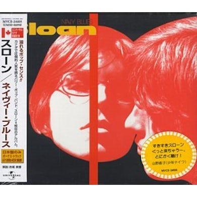 Sloan NAVY BLUES CD