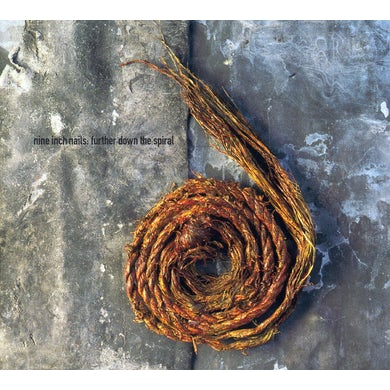 Nine Inch Nails FURTHER DOWN THE SPIRAL CD