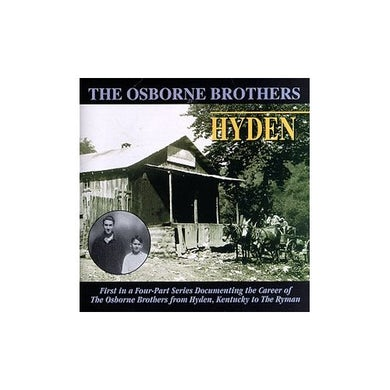 Osborne Brothers HYDEN CD