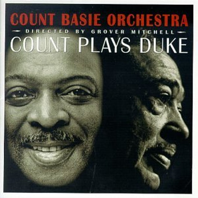 Count Basie COUNT PLAYS DUKE CD