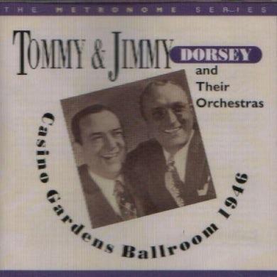 Dorsey Brothers CASINO GARDENS 1946 CD