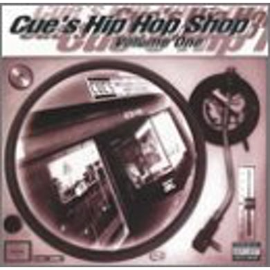 Cue'S Hip Hop Shop 1 / Various CD