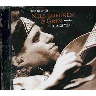 Nils Lofgren BEST OF & GRIN: A&M YEARS CD