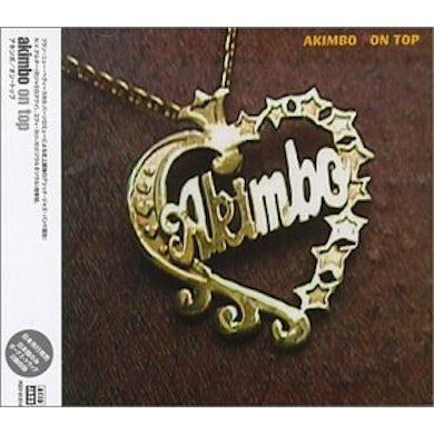 Akimbo INVASION OF THE HAPPY PEOPLE CD