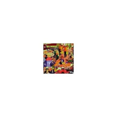 Hellworms CROWD REPELLENT Vinyl Record