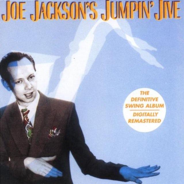Joe Jackson JUMPIN JIVE CD